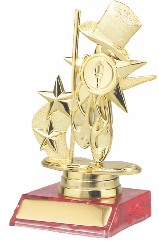 Gold Dance Theme 160mm Image