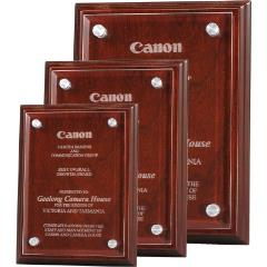 The Aspire Plaque Range - Acrylic Front