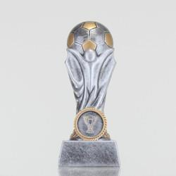 Soccer Glory Silver 125mm
