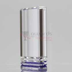 Blue Pulse Acrylic (2 Sizes) 125mm