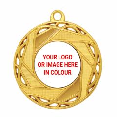Nexus Personalised Medal 50mm