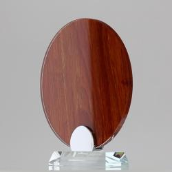 Jarrah Glass Circle 155mm