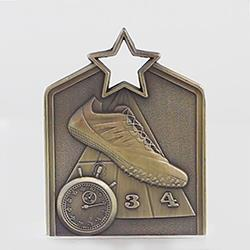 Shield Medal Track 60mm