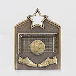 Shield Medal Soccer 60mm