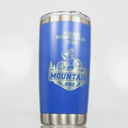 Laserable Tumbler Blue