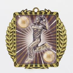 Lynx Wreath Female Bowler Gold