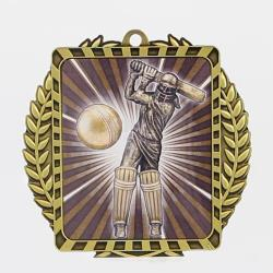 Lynx Wreath Female Batsman Gold