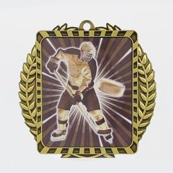Lynx Wreath Ice Hockey Gold