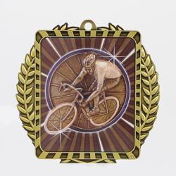 Lynx Wreath Cycling Gold