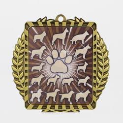 Lynx Wreath Dogs