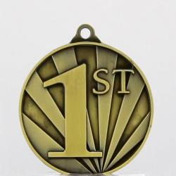 Sunrise 1st Place Medal