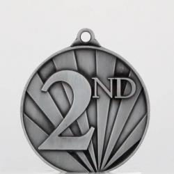 Sunrise 2nd Place Medal 70mm