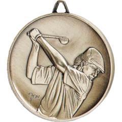 Heavyweight Golf Medal