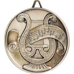 Heavyweight Music Medal