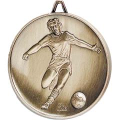Heavyweight Soccer Medal, Female
