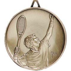 Heavyweight Tennis Medal, Male
