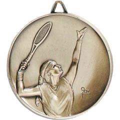 Heavyweight Tennis Medal, Female