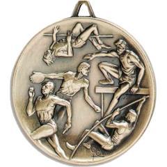 Heavyweight Athletics Medal, Male