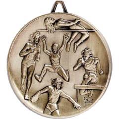 Heavyweight Athletics Medal, Female