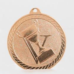 The Chevron Series - Achievement - 50mm Medal Bronze