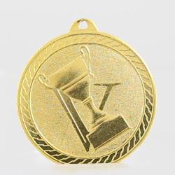 The Chevron Series - Achievement - 50mm Medal Gold