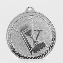The Chevron Series - Achievement - 50mm Medal Silver
