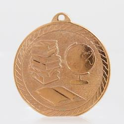 The Chevron Series - Knowledge - 50mm Medal Bronze