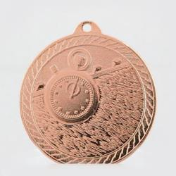 The Chevron Series - Swimming - 50mm Medal Bronze