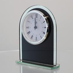 Mirror Glass Clock - 160mm
