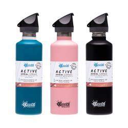 Cheeki - Insulated Sports Water Bottle 600ml