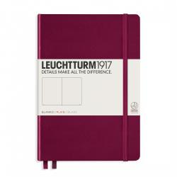 LEUCHTTURM1917 Notebook (A5) Hardcover - Port Red