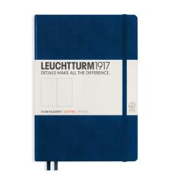 LEUCHTTURM1917 Notebook (A5) Hardcover - Navy