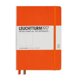LEUCHTTURM1917 Notebook (A5) Hardcover - Orange