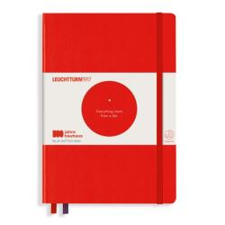 LEUCHTTURM1917 Notebook (A5) Hardcover - Red