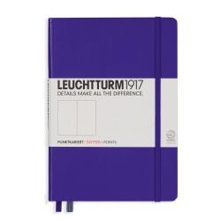 LEUCHTTURM1917 Notebook (A5) Hardcover - Purple