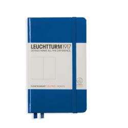 LEUCHTTURM1917 Notebook (A6) Hardcover - Royal Blue