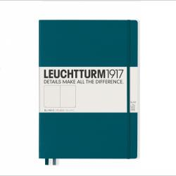 LEUCHTTURM1917 Notebook (A6) Hardcover - Pacific Green