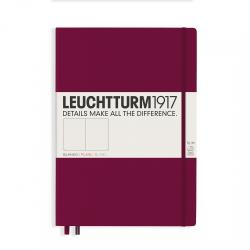 LEUCHTTURM1917 Notebook (A6) Hardcover - Port Red