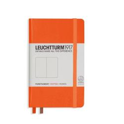 LEUCHTTURM1917 Notebook (A6) Hardcover - Orange