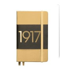 LEUCHTTURM1917 Notebook (A6) Hardcover - Gold