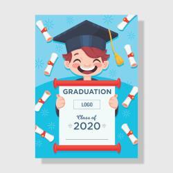 25 Pack - Graduation - Scholar Series