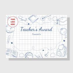 25 Pack - Teachers Award - Scholar Series