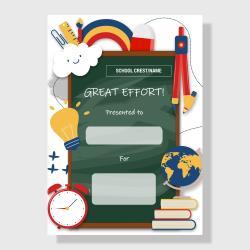 25 Pack - Great Effort - Scholar Series