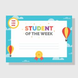 25 Pack - Student of the Week - Scholar Series