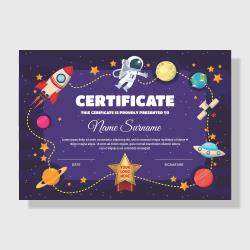 Scholar Series - Outer Space (25 PACK)