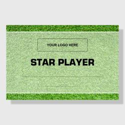 10 Pack - Star Player - Sporty Series
