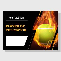10 Pack - Player of the Match (Tennis) - Score Series