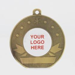Bright Star Economy Medal 50mm Gold