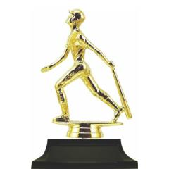 Baseball Home Run Figurine (female) 175mm
