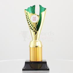 Spirit Cup Gold/Green 225mm